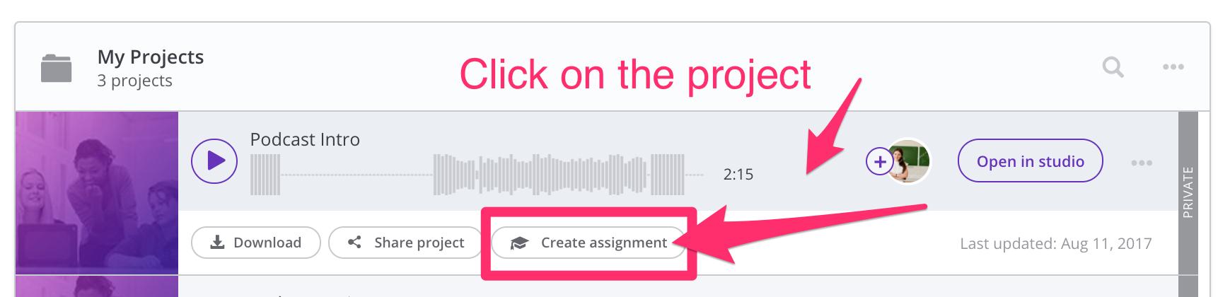 How Do I Create Assignments Through Google Classroom Soundtrap